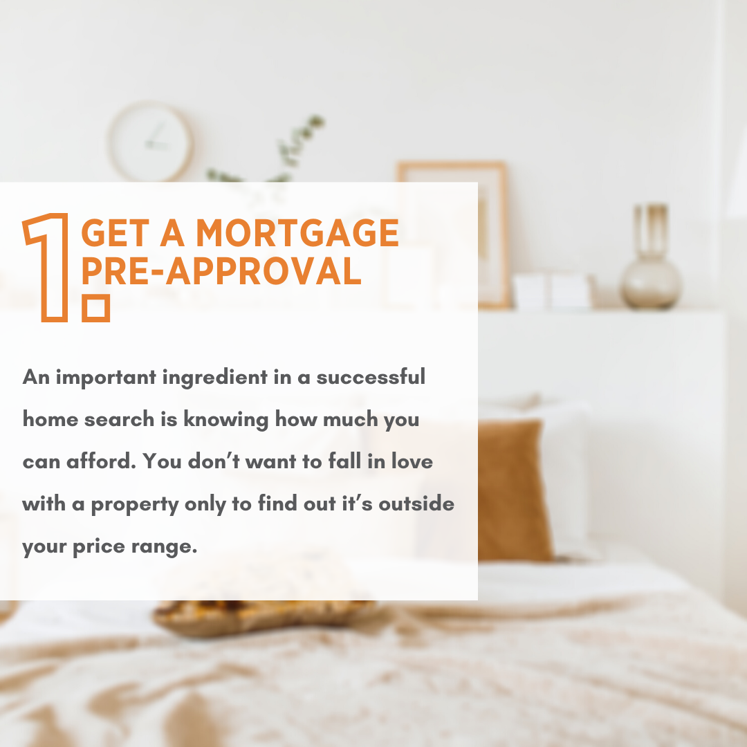 An important ingredient in a successful home search is knowing how much you can afford. You don't want to fall in love with a property only to find out it's outside your price range.